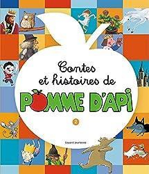 Contes et histoires de Pomme d'Api