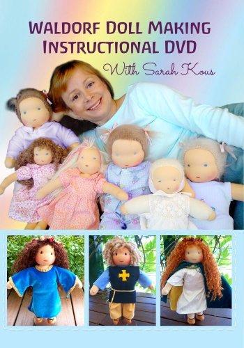 Waldorf Doll Making DVD by Sarah Kous