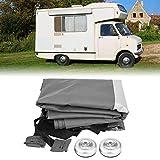 Telo di protezione per campeggio, auto, copertura di protezione per roulotte, accessori per auto, protezione UV, impermeabile