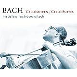 Bach: Sechs Suiten für Violoncello Solo BWV 1007-1012