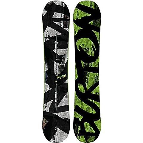 Burton Snowboard Blunt - Tabla de freestyle para snowboarding, talla 147