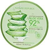 Nature Republic NEW Soothing& Moisture ALOE VERA 92%GEL