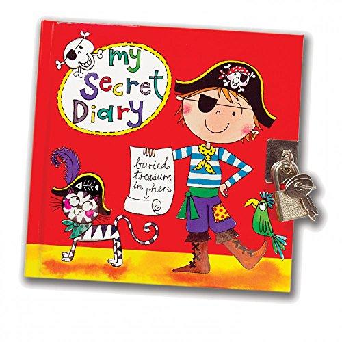 Rachel Ellen Secret Diary - Pirate