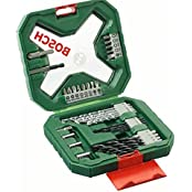 Bosch X-Line Bohrer-/Bitset/Steckschlüsselsatz, 34-tlg. (2607010608)