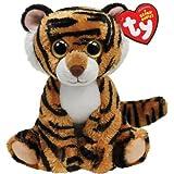 Desconocido Tigre de peluche (15x10x9 cm) (TY42055)
