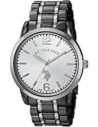 U.S. Polo Assn. Classic Men's USC80315 Analog Display Analog Quartz Silver Watch
