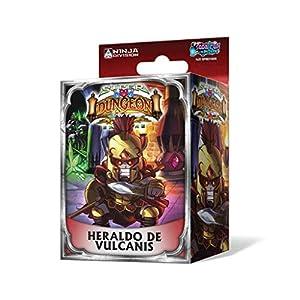 Edge Entertainment Super Dungeon Explore - Heraldo de Vulcanis, Juego de Mesa EDGND04