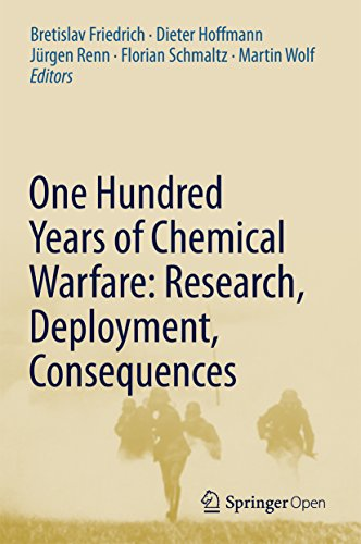 One Hundred Years of Chemical Warfare: Research, Deployment, Consequences (English Edition) por Bretislav Friedrich