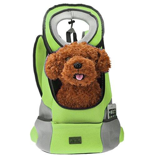 Ayliss Pet Carrier frontal Pack perro gato mochila de viaje para mascotas hasta 10kg