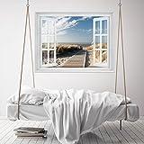 FOTOTAPETE ,,Beach Window... Ansicht