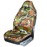 Schutzhülle für Vordersitz Auto Express Universal DECORS Camouflage Jagd und Fischerei