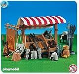 PLAYMOBIL 7855 - Ritter-Marktstand (Folienverpackung)