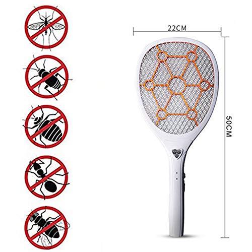 Bug Zapper, Fly Zapper Schläger Elektrische Insektenspritze für Indoor und Outdoor Camping Schädlingsbekämpfung