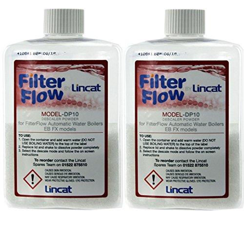 Genuine Lincat Bioguard dispensador de bebida máquina descalcificador para polvos (2x 200g)