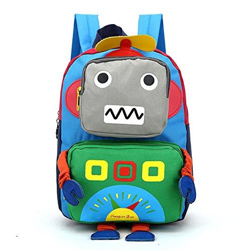 vimeet-roboter-kleinkind-kinder-baby-rucksack-schultasche-schulranzen-kindergarten-schulrucksack-sch