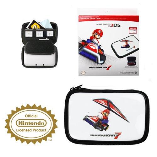 Travel Case Mario Kart 7 Nintendo 3DS 3DS XL