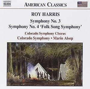 Symphonien Nr. 3+4