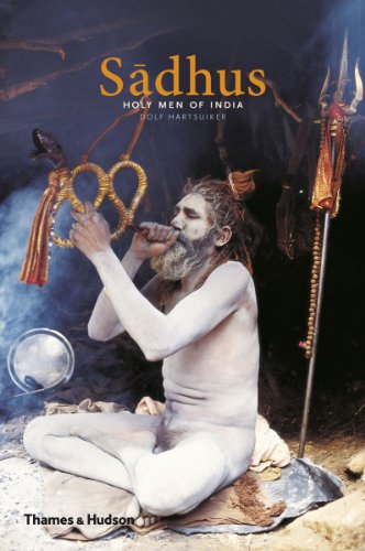 Sadhus, Holy Men of India : Edition en anglais par Dolf Hartsuiker
