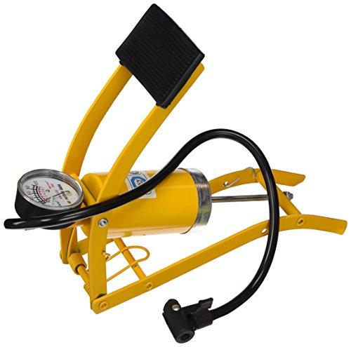 Durchschnittliche Fußpumpe mit Manometer mm250 maurer
