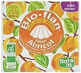 Nat-Ali Bio-Flan Abricot 8 g - Lot de 10