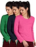 Softwear Womens Long Sleeve T-shirts Pac...