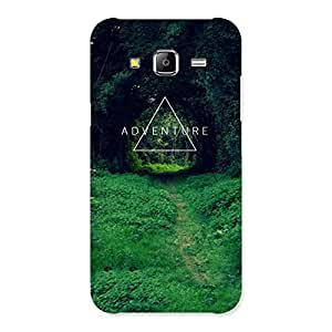 Neo World Adventure Take Back Case Cover for Samsung Galaxy J2 Prime