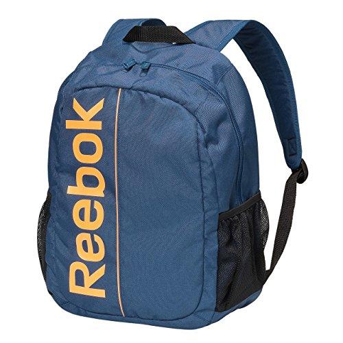 Reebok 302513289 - Mochila de senderismo, color Azul - azul, tamaño -