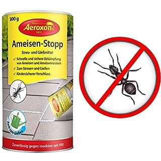 Aeroxon Ameisen Stopp Streu- und Gießmittel 300g