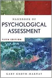 handbook of psychological assessment gary groth-marnat 6th ed