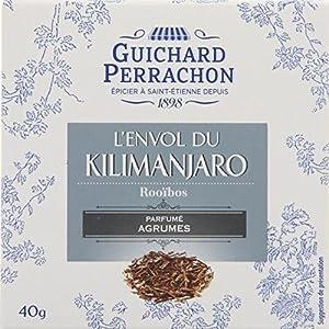 Guichard perrachon Thé Rooibos Agrumes–20Sachets–40g