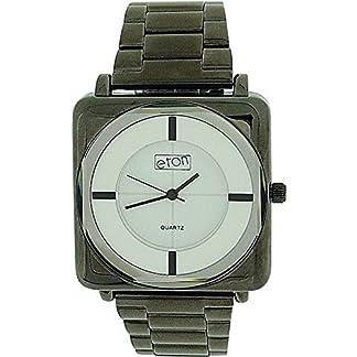 Eton 3011G – Reloj , correa de metal color gris