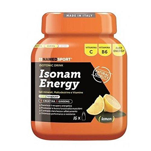 ISONAM ENERGY LEMON POL 480G
