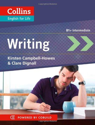 Writing B1+ Intermediate par Kirsten Campbell-Howes