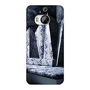 Marbal Sculpture Back Case Cover for HTC One M9 Plus