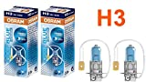 OSRAM COOL BLUE INTENSE H3 55W 12V HALOGEN LEUCHTMITTEL 2 STÜCK