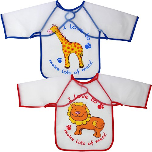 boys-i-love-to-make-lots-of-mess-lion-and-giraffe-baby-coverall-set-of-2
