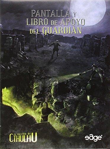 CTHULHU - PANTALLA Y LIBRO DE APOYO DEL GUARDIAN - ROL