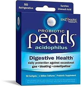 Enzymatic Acidophilus Pearls (90 Capsules)