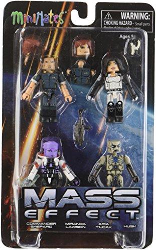 Diamond Select Toys Mass Effect: Series 1Minimates Box Set -