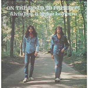 ON THE ROAD TO FREEDOM LP UK CHRYSALIS 1973