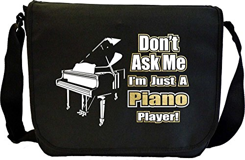 Piano Dont Ask Me - Sheet Music Document Bag Musik Notentasche MusicaliTee