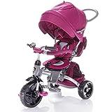 Zopa Kinderdreirad citiGO - Dreirad (Farbe: Mulberry Pink)