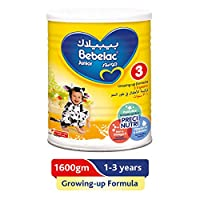 Bebelac Junior 3 Growing-up Milk, 1600g