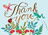 FOREST FRIENDS EMBELLISHED THANK YOU NOTES