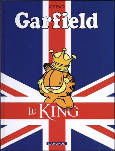 Garfield, Tome 43 : Le King par