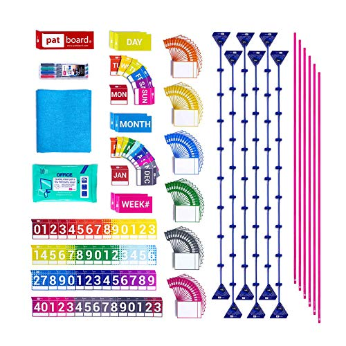 Magnet Expert® Small Planning /& Notice Board Magnets Assorted 1 Pack of 24