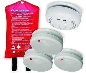 Elro BBS5 Kit de sécurité incendie n°5