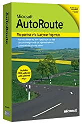 Microsoft Autoroute Europe 2010 (Pc Dvd)