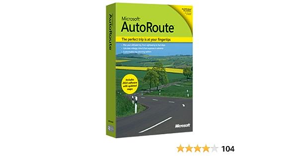 Buy Ms Autoroute 2010 Europe Mac