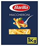 Barilla Hartweizen Pasta Maccheroni n. 44 – 1er Pack (1x1kg)
